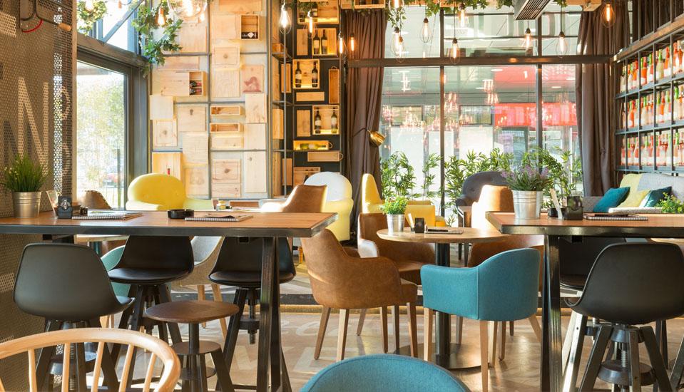 VTC Restaurant Hôtel